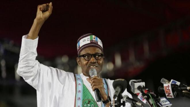 USAfrica: Why Buhari's place in history lies between a barrel of oil and Naira. By Chido Nwangwu
