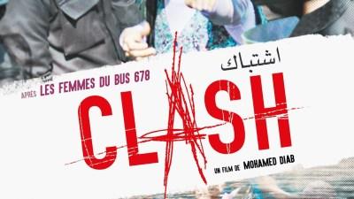 Affiche du film Clash de Mohamed Diab