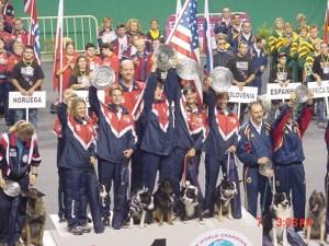 2001 Maxi Gold Medal