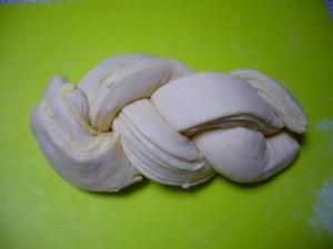 デニッシュパン成形