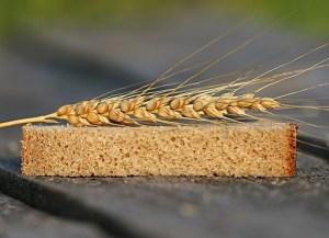 小麦とパン