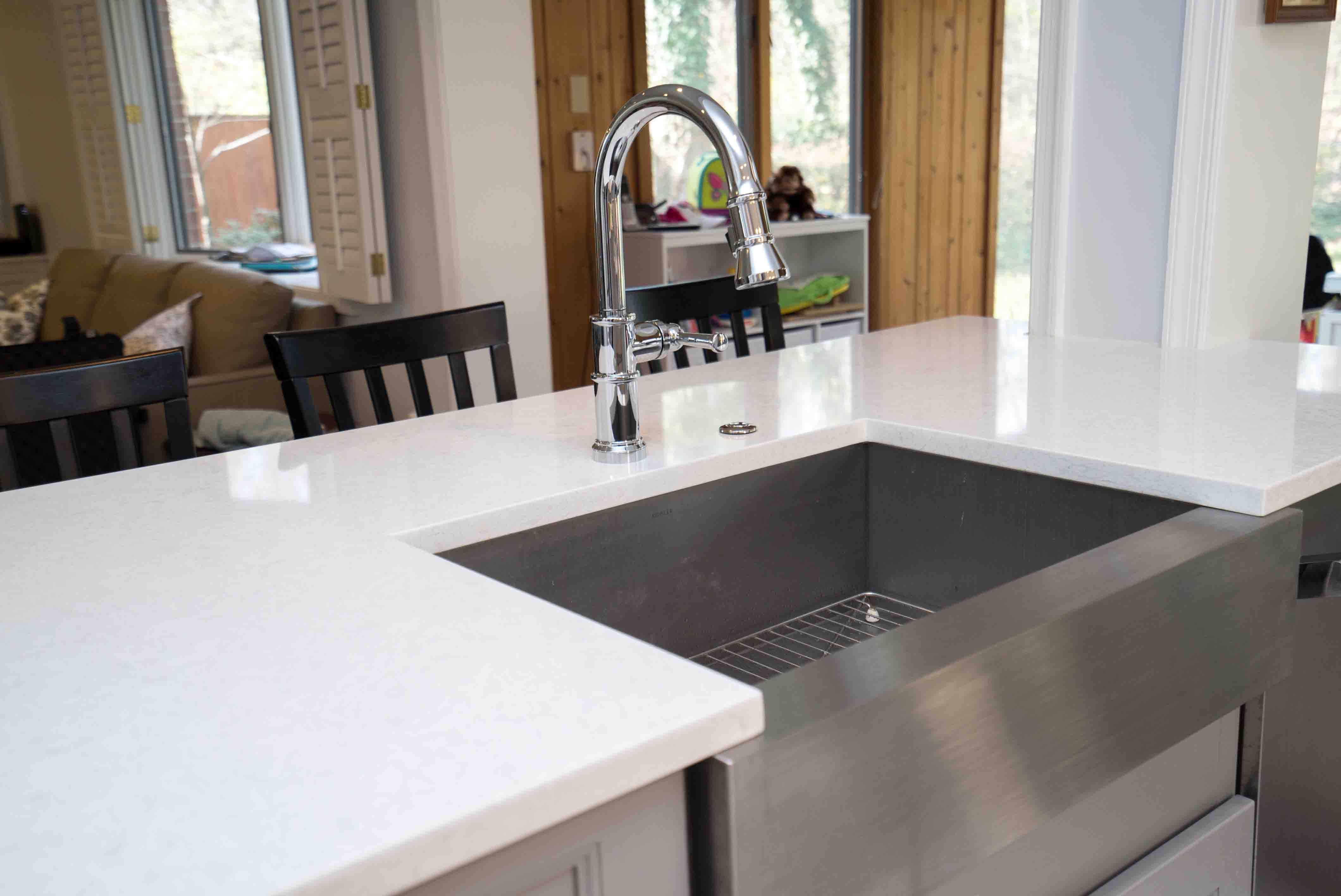 Quartz Countertops Cleaning Three Ways Quartz Countertops Help You Keep Your Kitchen