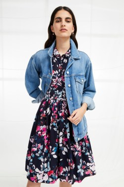 Small Of Fit And Flare Dress