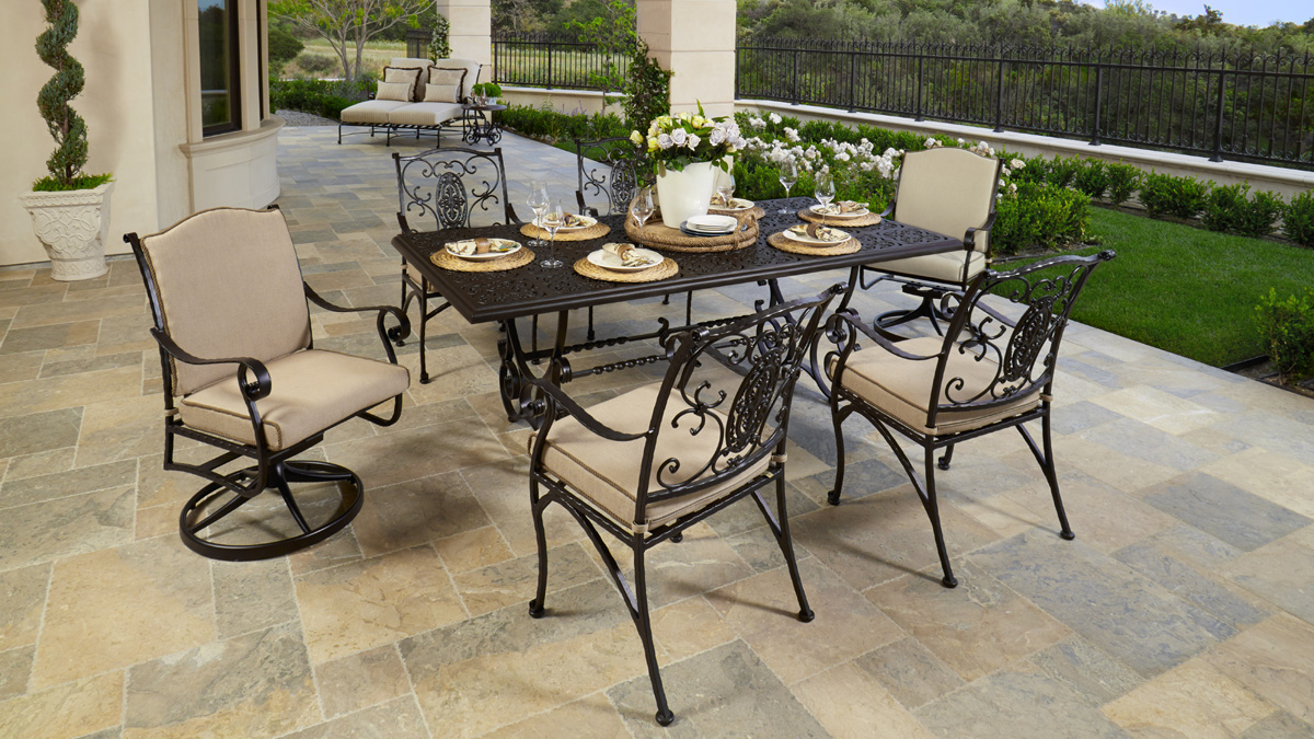 Patio Table Quality Outdoor Furniture Free Nationwide Shipping