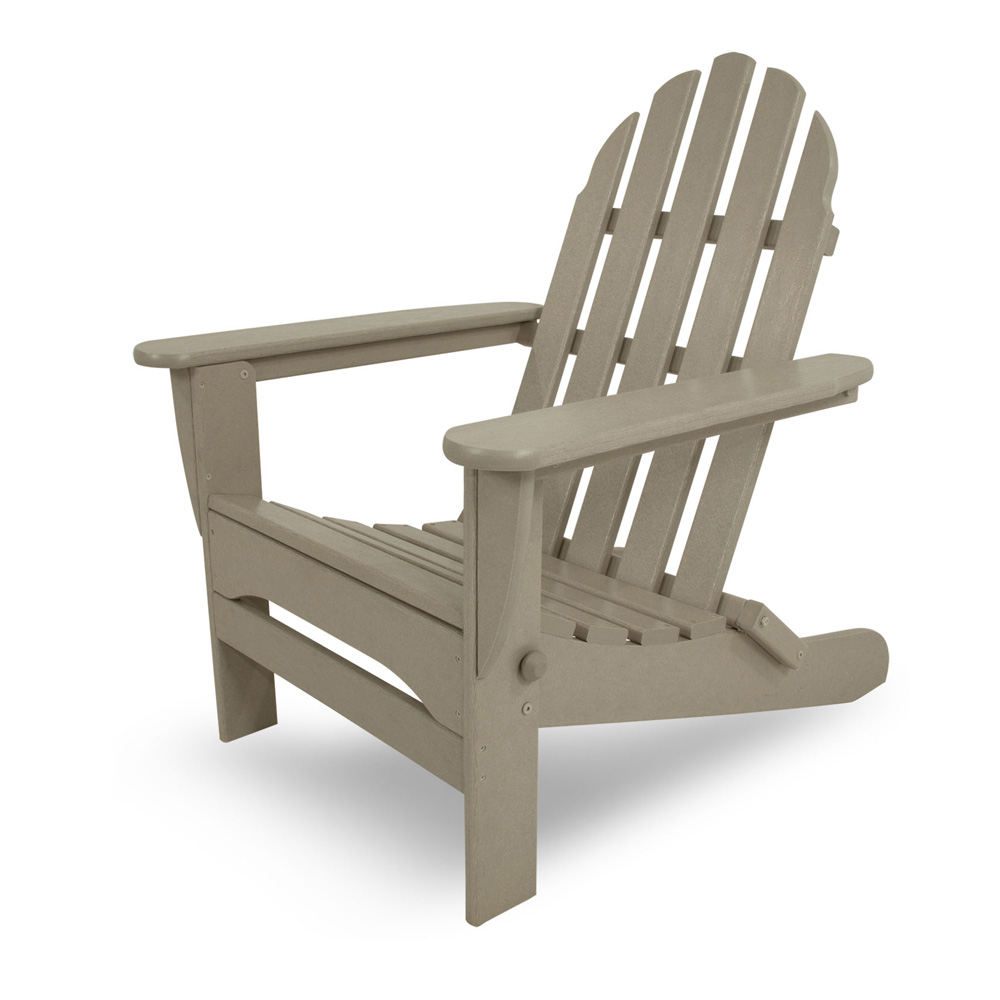 Chair Price Polywood Classic Folding Adirondack Chair