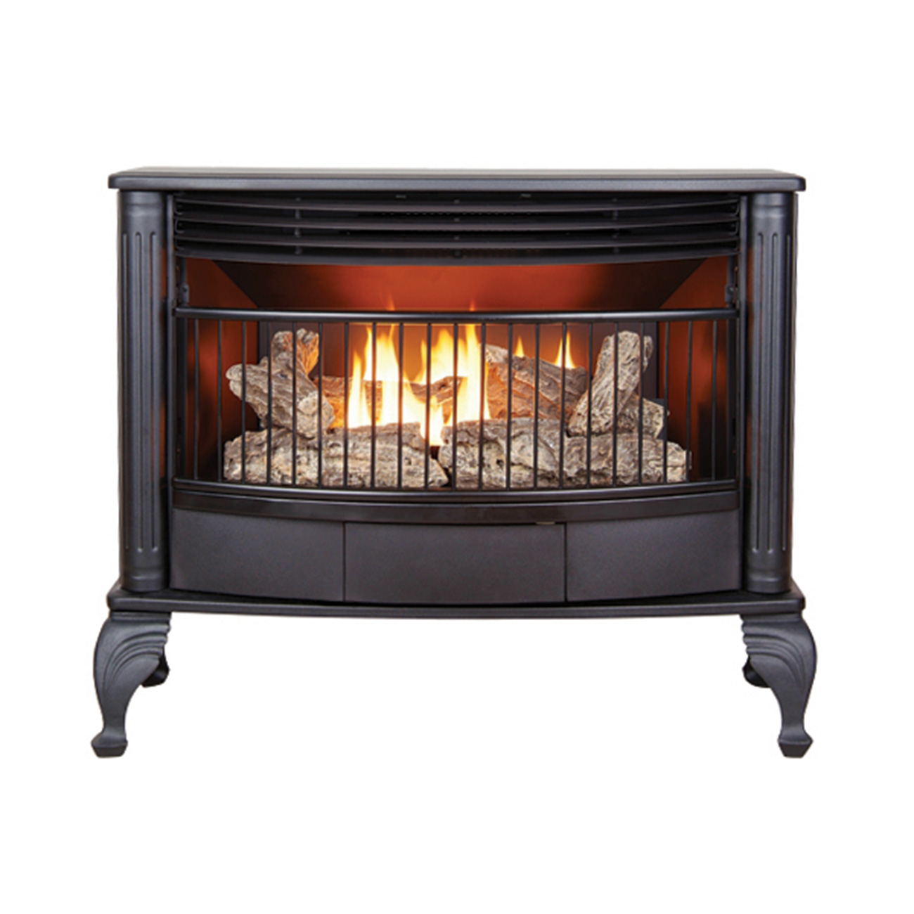 Direct Vent Gas Fireplace Ratings Procom Heating Fireplace Inserts Garage Heaters Gas Logs