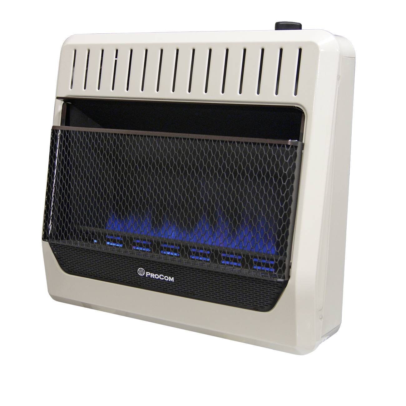 Garage Heater With Wall Thermostat Ventless Dual Fuel Blue Flame Wall Heater Thermostat Control 30 000 Btu