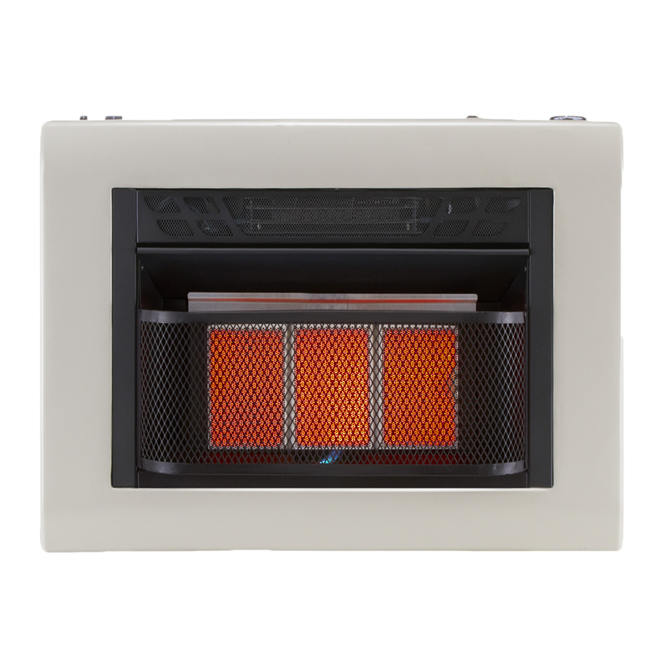 Space Heaters Fireplace Ventless Infrared Wall Heater Md3tpu Series