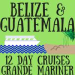 Belize and Guatemala