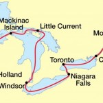 Great Lakes & Thousand Islands Cruise
