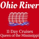 Ohio River Cruise: St. Louis to Pittsburgh