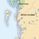 Treasures of the Inside Passage   Alaska and British Columbia