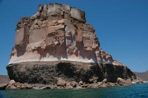 La Paz in Baja California
