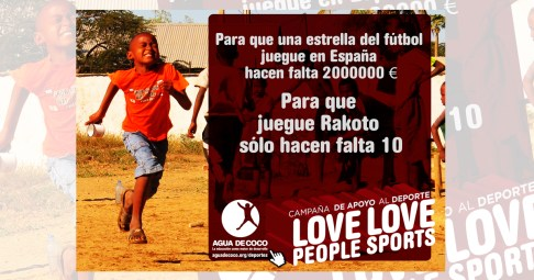 Love people, love sports