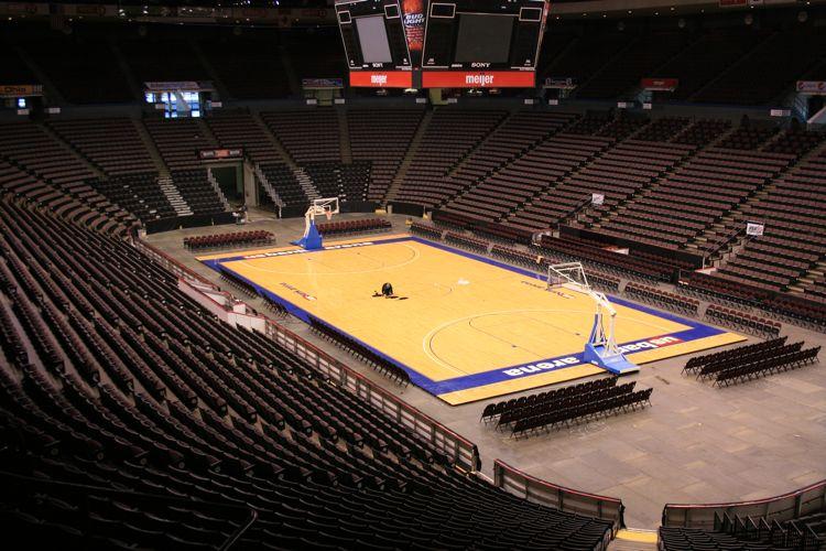 US Bank Arena - Seating Charts