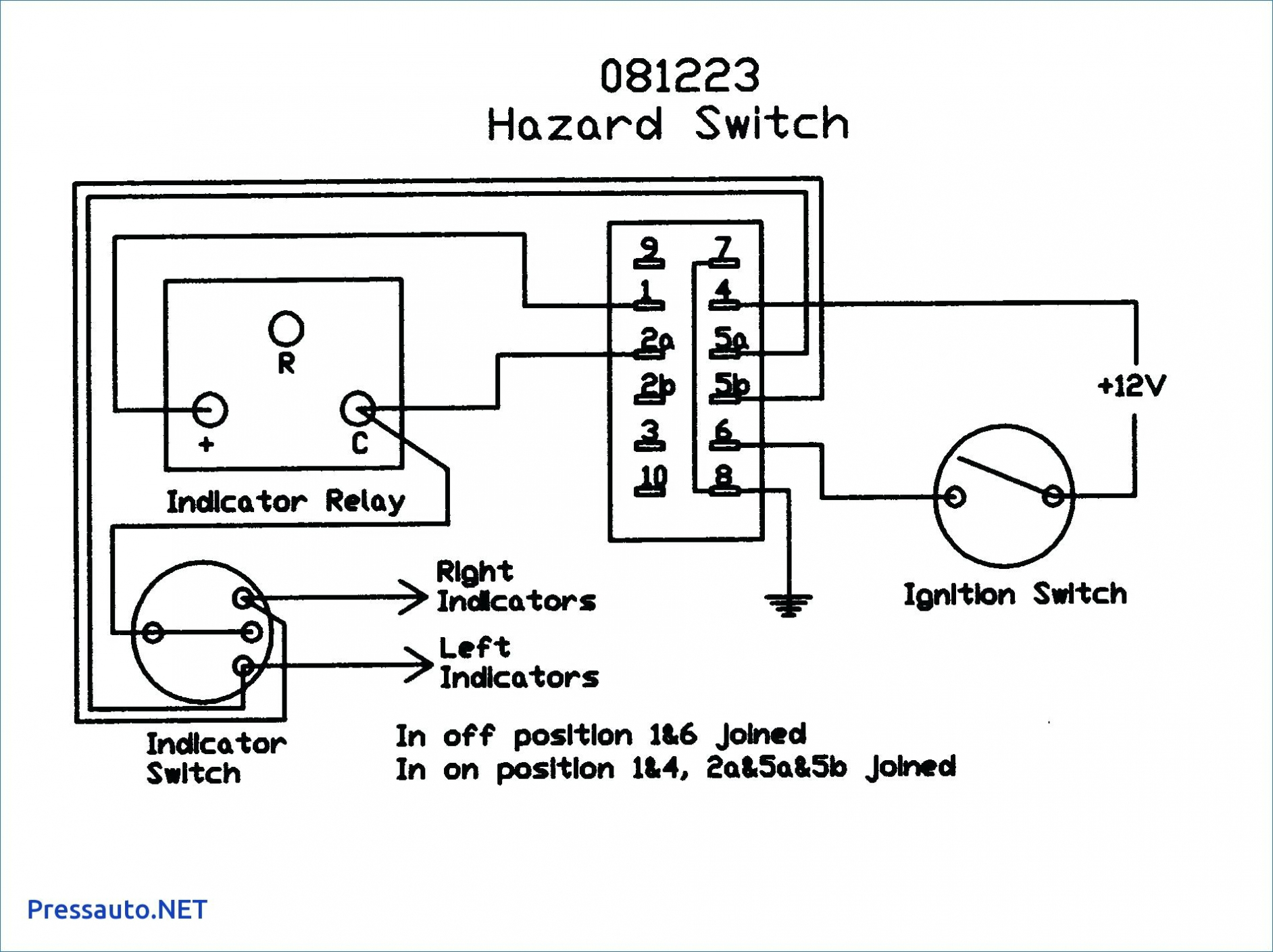 5 pin toggle switch wiring diagram