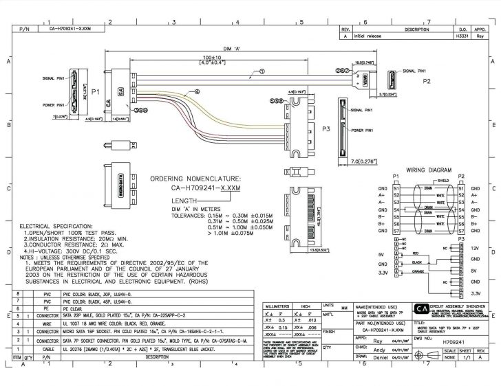 wiring diagram of usb cable USB Wiring Diagram