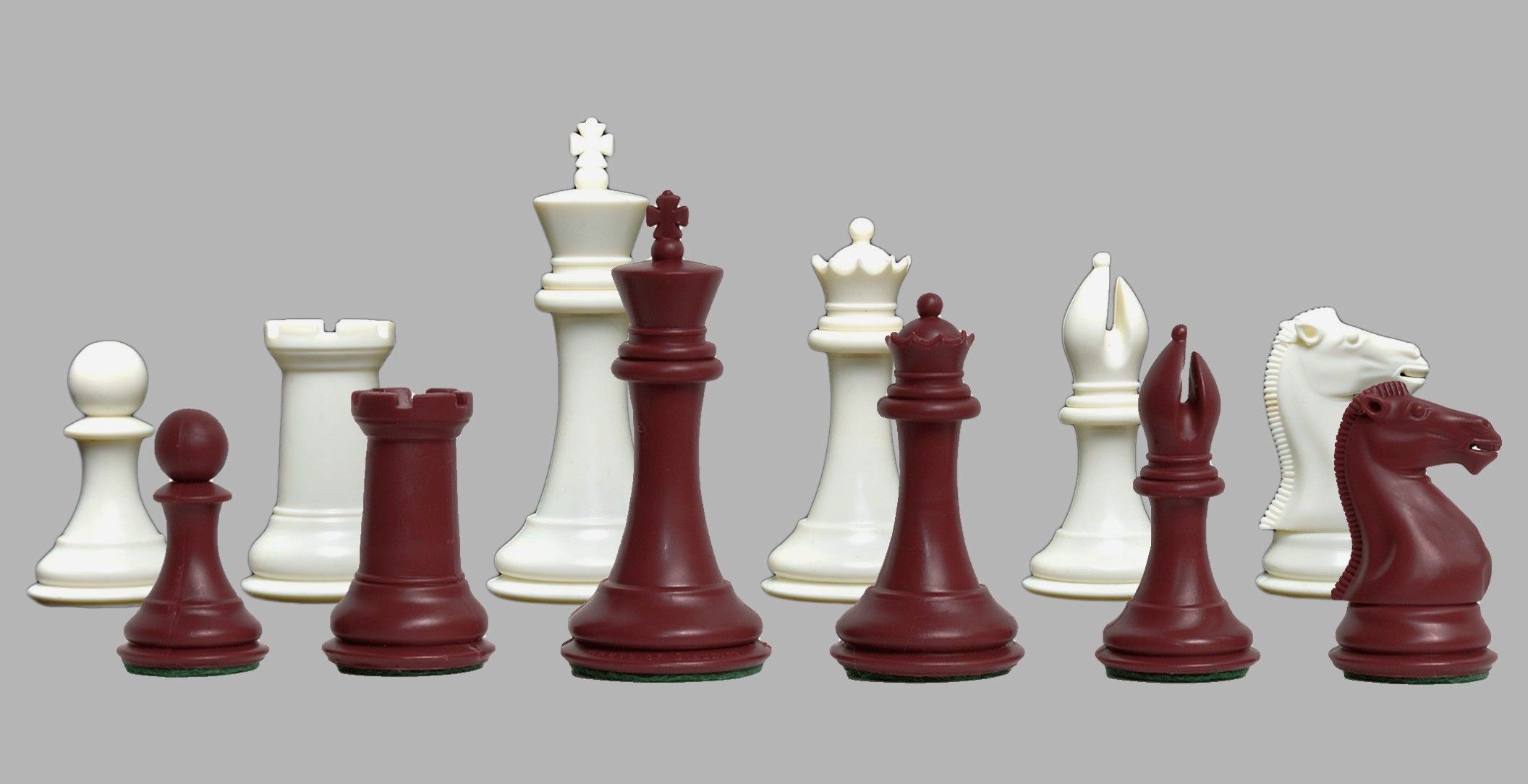 Collectors Chess Sets The Collector Series Plastic Chessmen 3 75 Quot King