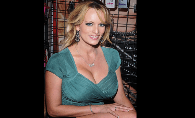 Stormy Daniels (Wiki Commons)