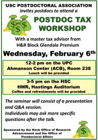 Tax Workshop Coming: Feb. 6th! Images - Frompo