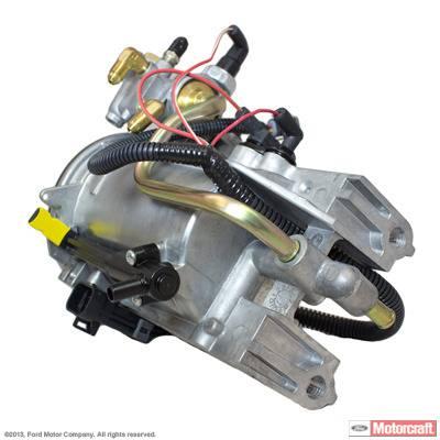 Motorcraft Fuel Filter Housing Assembly - 96-97 Ford 73L F-250/F-350