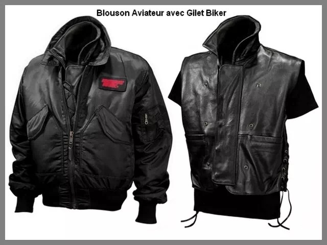Blouson Aviateur Homme Blouson Bomber Aviateur Highway-hawk Flight Jacket Nylon
