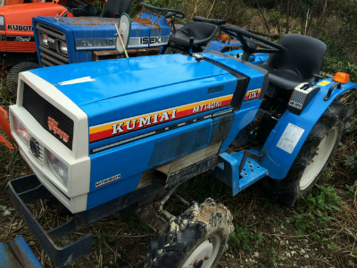 MITSUBISHI/MT1401D used mini tractor |K.H.S japan