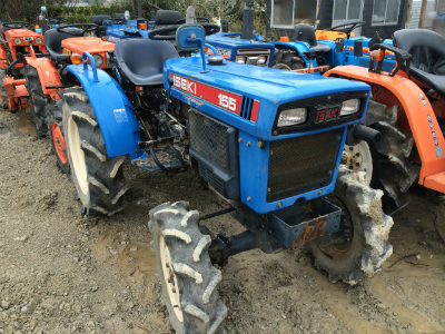 ISEKI/TX155F used mini tractor |K.H.S japan