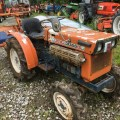 MITSUBISHI D1300D 600795 used compact tractor |KHS japan
