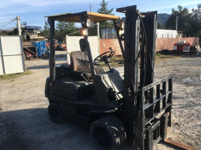TOYOTA FGL15 FGL18-23367 used fork lift |KHS japan