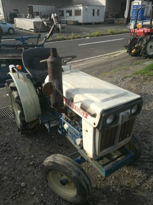 SATOH ST1510S 700320 used compact tractor |KHS japan