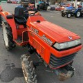 KUBOTA L1-195D 82624 used compact tractor |KHS japan