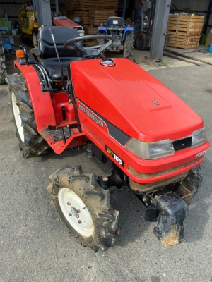 MITSUBISHI MT165D 50826 used compact tractor |KHS japan
