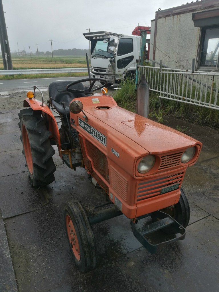 KUBOTA L1501S 102257 used compact tractor |KHS japan