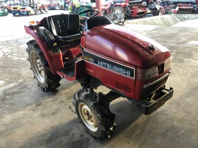 MITSUBISHI MT165D 52160 usd compact tractor |KHS japan