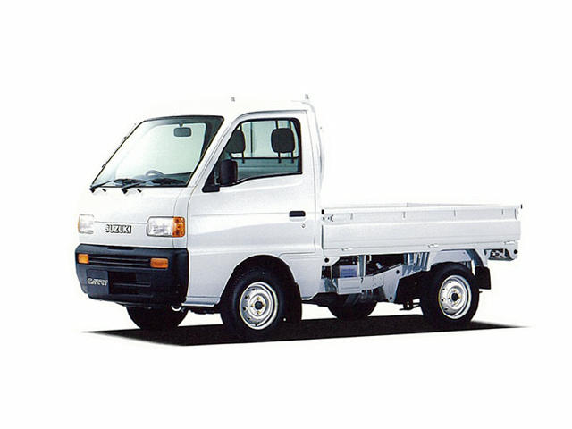 Suzuki Carry Van Wiring Diagram - Somurich