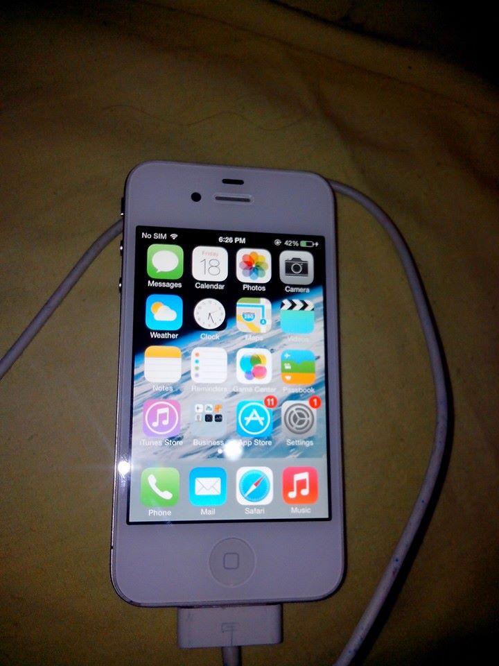 open iphones