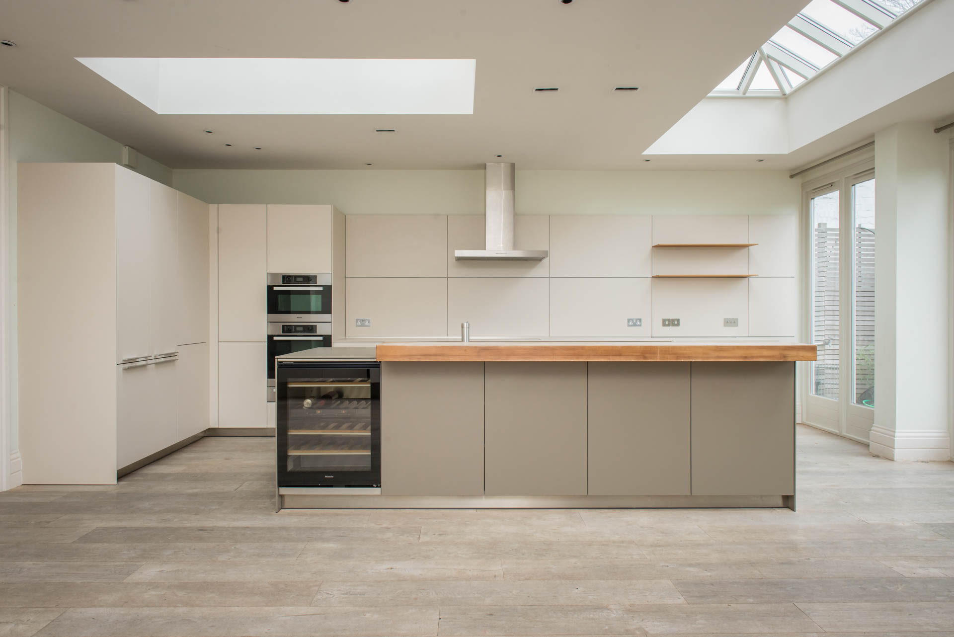 Bulthaup B3 Approved Used Kitchen, Bulthaup B3 (german), Utility, Gaggenau/miele Appliances, London - Used Kitchen Exchange