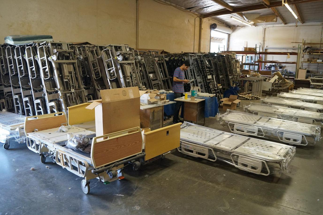 Beds Warehouse Used Hospital Beds For Sale Used Hospital Beds And For