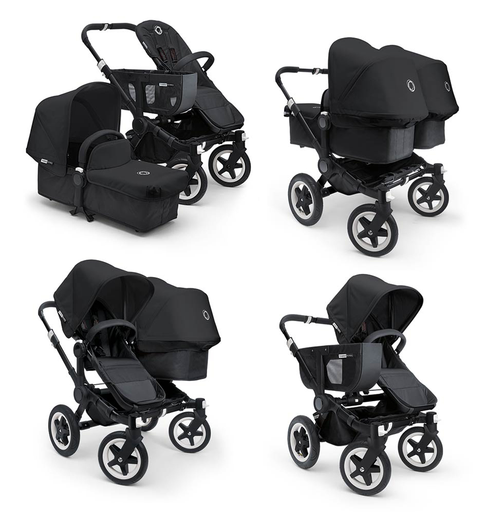 Double Pushchair Bugaboo The Donkey Bugaboo Review