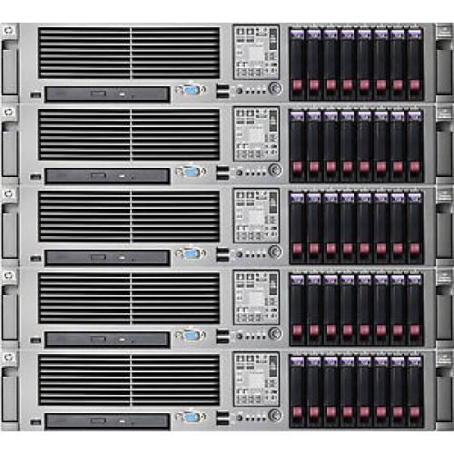 HP Proliant DL380 G5 Servers