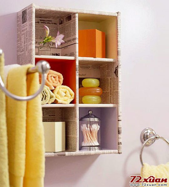 bathroom storage diy projects 20