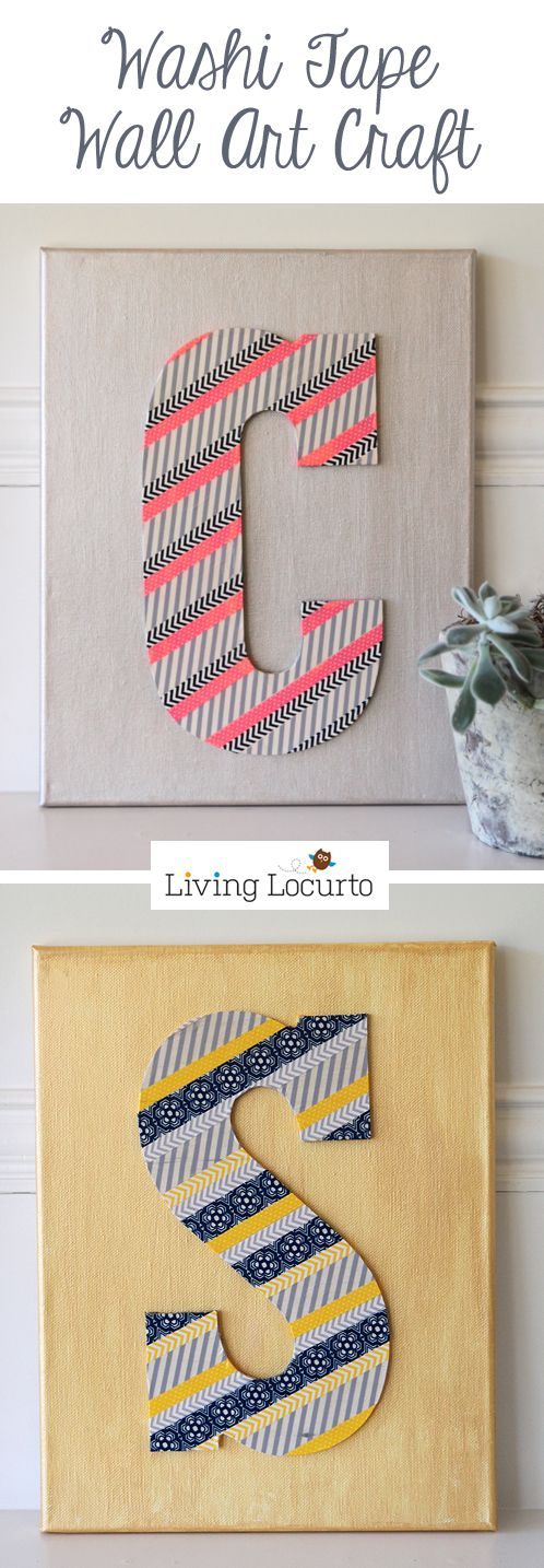 Washi Tape Diy 16 Washi Tape Ideas For A Vibrant Colorful Home - Useful ...