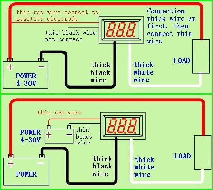36v Meter Wiring Diagram Wiring Diagram
