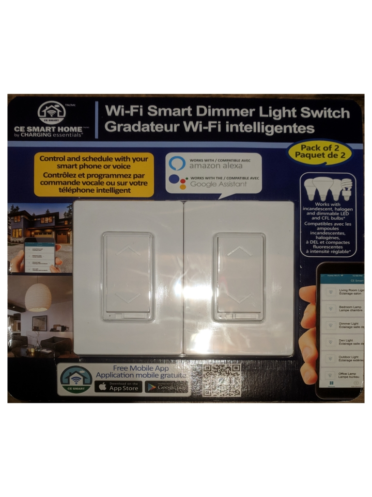 Smart Home Dimmer Ce Smart Home Wifi Smart Dimmer Light Switch Tywe1s Model Wf500d