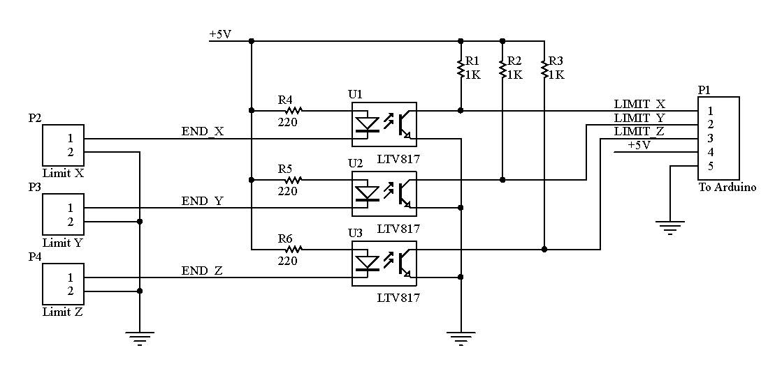 wiring schematic for limit switches