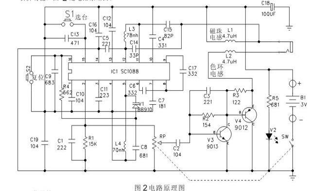 Assembling a HX3208 DIY FM radio kit blog