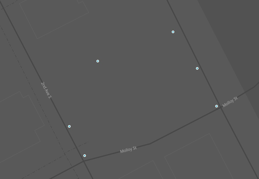 Custom Vector Tile Layer w/ Prefab modifier positioning issue