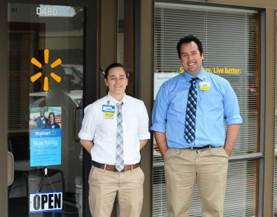 co manager walmart salary -