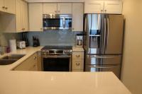 Vanilla Shaker Kitchen Cabinets - RTA Cabinet Store